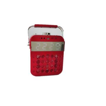 Hi-fi  Portable Bluetooth speaker with radio