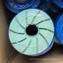 Diamond Resin Edge Polishing Wheel Chamfering Wheel