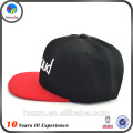 New Design acrylic logo snapback hat custom