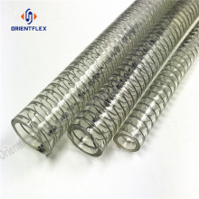 PVC Steel Wire Flexible Reinforced Pipe / Tube / Hose