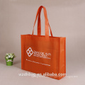Bolsa no tejida reutilizable reutilizable del bolso del bolso de la promoción del bolso de compras