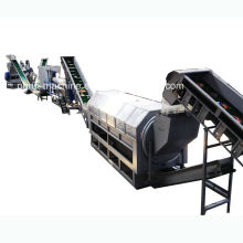 Pet Bottle Flakes Washing Line Plastic Recycling Machinery Pet Recycling