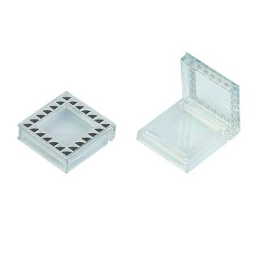 Beautiful Square Compact Powder Container