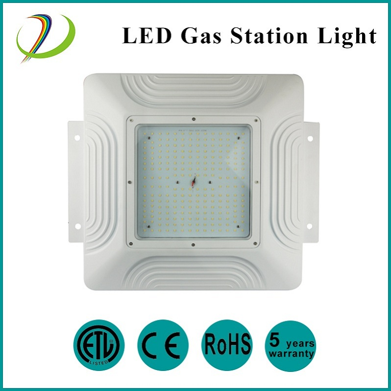 Outdoor LED Powered Gas Station Canopy Security Lights
