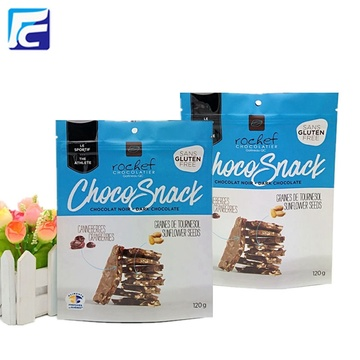 Wholesale Plastic Dried Food Packaging Bag