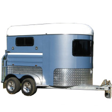 Two miniature horse trailer with rubber mats for sale