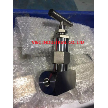High Temperature High Pressure Needle Valve with Socket Welding