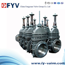 Cast Iron Slab Gate Valves