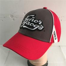 Вышитая бейсбольная кепка с вышивкой