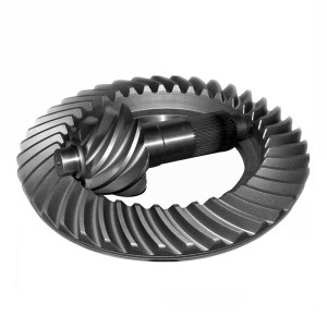 Custom Spiral Bevel Gear for Mechanical Transmission