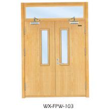 Porta ignífuga (WX-FPW-103)
