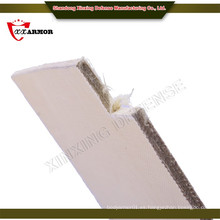 China mayorista ISO9001: 2008 placa de acero de la armadura de cuerpo