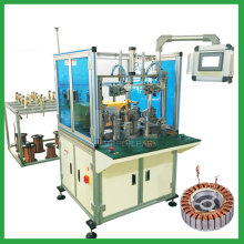 Electric balancer coil winding machine