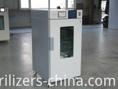 Large EO sterilizer
