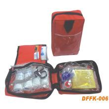 Bolso de emergencia del equipo de primeros auxilios del coche del OEM