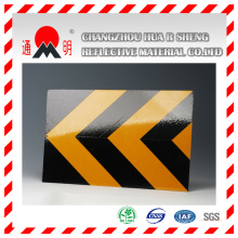 Grado ingeniería reflexivo laminado película para tráfico señales ADVERTENCIA tablero (TM7600)