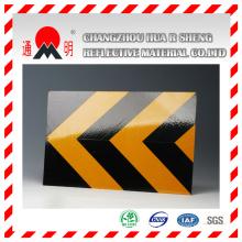 Grade de génie réfléchissant feuilles de Film pour la signalisation routière AVERTISSEMENT Board (TM7600)