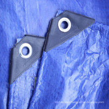 Blue PE Tarpaulin for Truck Cover, Goods Protection, Car Canopy