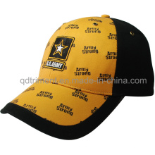 Screen Print Cotton Twill Embrodiery Sport Baseball Cap (TMB1940)
