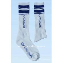 Нейлоновый футбольный носок