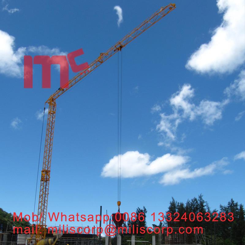 fast erecting crane