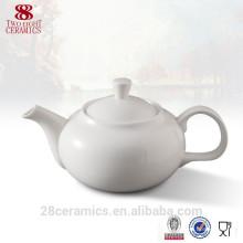 Juego de té turco real, juego de té de cerámica, tetera de porcelana