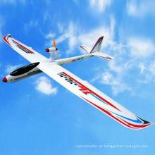 6CH SKYRIDER EPO RC MODELO PLANO / TW 742-4 2M planador FPV Skyrider