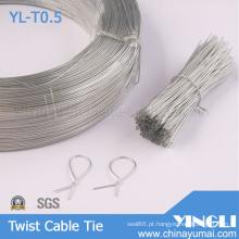 Laço de cabo de torção de forma redonda clara (YL-T0.5)
