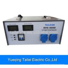 Estabilizador del voltaje del uso casero / AVR / estabilizador del voltaje para la PC