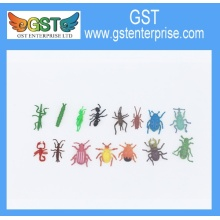 15 Styles Assorted Mini Plastic Insect Bug Figures