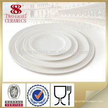 italian ceramic dinnerware set , porcelain plate with custom logo printing