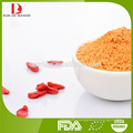 freeze-dried powder Hot Sale Top quality organic Wolfberry Extract /goji powder / wolfberry powder