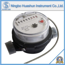 Medidor de agua AMR / Tipo seco Medidor de agua fría / Función de salida de pulso Medidor de agua