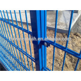 China manufacture Twin wire mesh fence