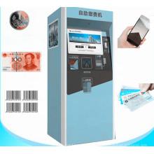 Sistema de pago Dedi Ticket Machine para el pago de estacionamiento de vehículos
