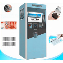 Dedi Ticket Machine Payment System for Vehicle Parking Payment