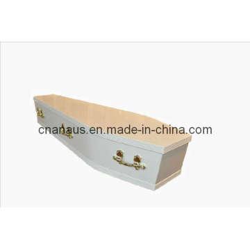 Cercueil en bois EU002