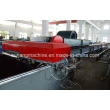 0,3 - 0,7 мм Толщина листа 13 - 15 станков Потолочная машина для производства сэндвич-панелей
