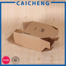 Custom Small Blank Paper Box Cheap Kraft Paper Box