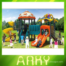 2015 hot children small colorful outdoor dream playground equipment