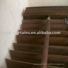 2,5cm Holz Jalousie