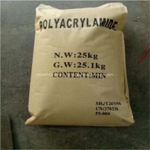 Poliacrilamida catiônica do Pam para produtos químicos da fabricação de papel