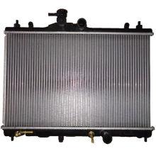 aluminum car radiator for Tiida