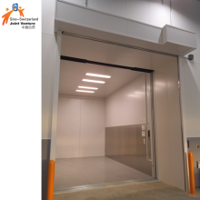 Freight Elevator Integrated Intelligent Control System