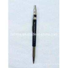 Lápis de propulsão de metal com chumbo de 2,0 mm