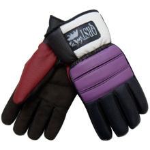Herrenmode PU Leder Motorrad Fahren Handschuhe (YKY5028)