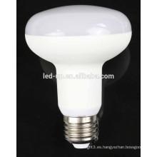 El precio agradable brillante estupendo r80 llevó la luz de bulbo 9w e27 e26 para el hogar usando