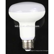 Dimmable r80 led bulb light 9w e27 e26 high quality for home using
