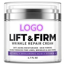 Private Label Retinol & Collagen Anti Aging Anti Wrinkle Face Moisturizer Cream