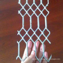 Metal expandido dos materiais de construção da porta da segurança